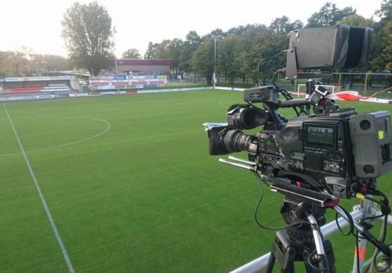 Camerawerk voor NEP Team Facilities