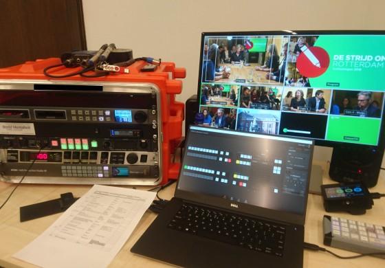 Livestream: Verkiezingsdebatten voor OPEN Rotterdam