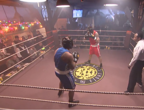 Livestream – Loopuyt Fightclub